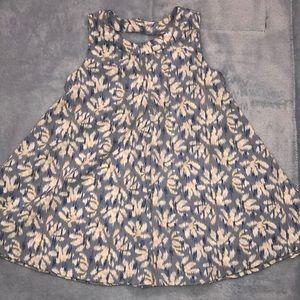 Old Navy 2T Floral Summer Dress